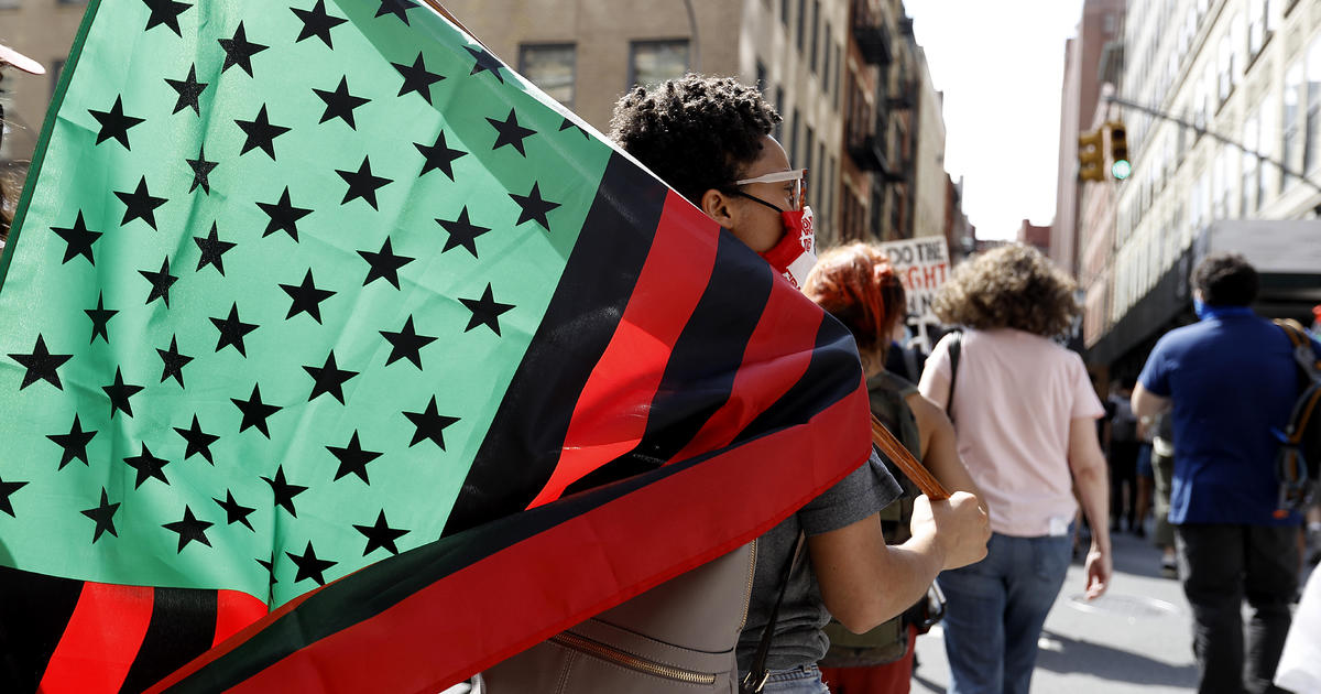 Support grows for making Juneteenth a national holiday