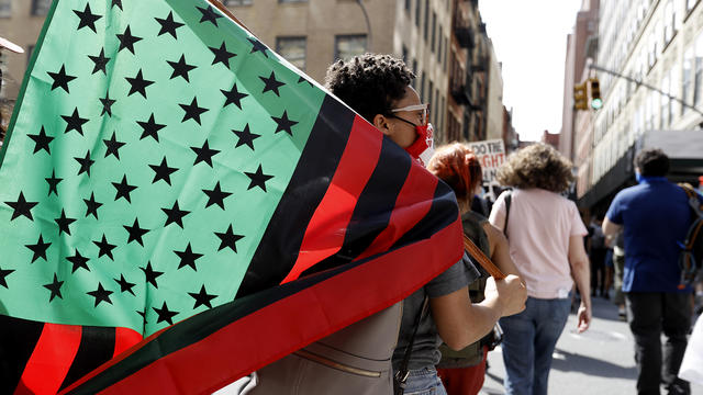 Juneteenth Celebrations And Marches Across America