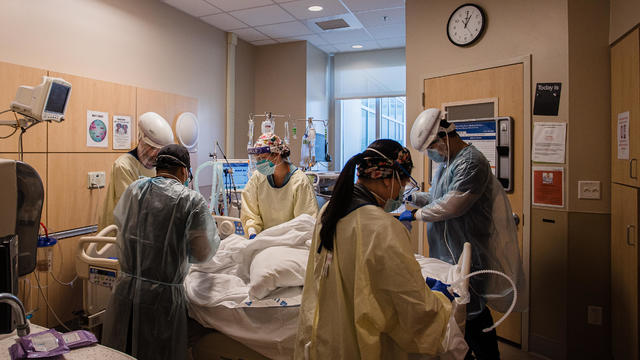 As COVID-19 Numbers Wane, Apple Valley Hospital Returns To Normalcy