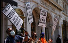 Activists Rally In Washington, DC For $15 Minimum Wage