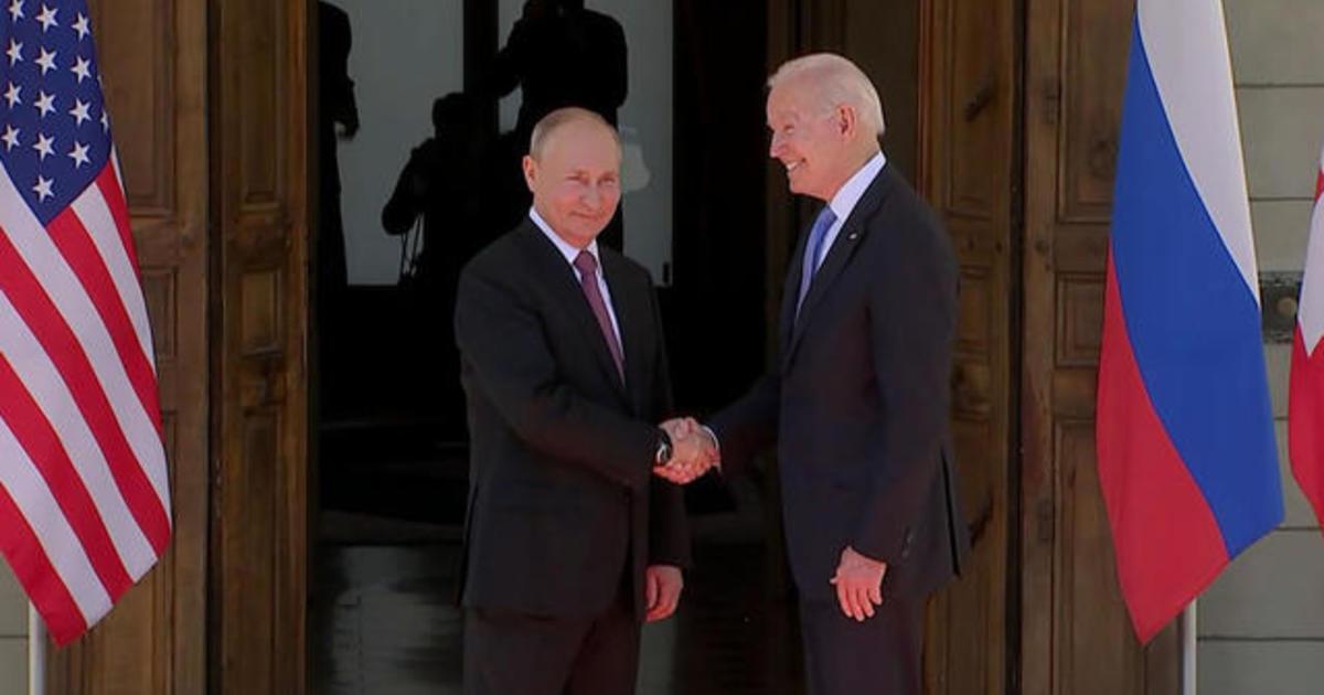 President Biden returns to D.C. after historic summit with Vladimir Putin