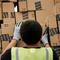 Inside An Amazon.com Distribution Center