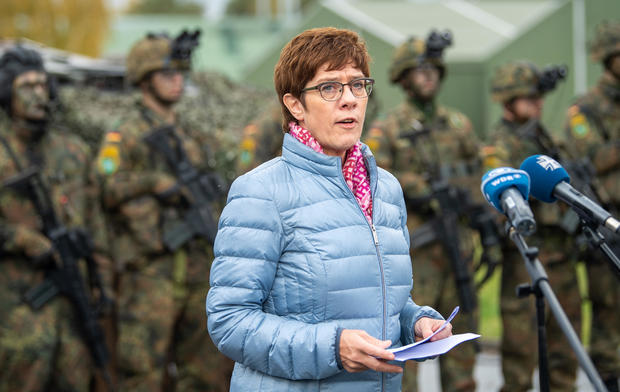 Minister of Defence travels to the Baltic States