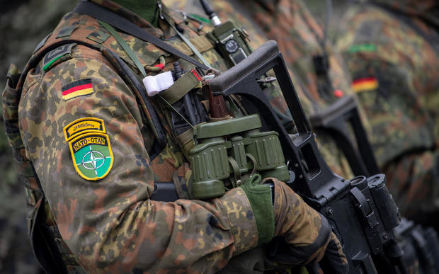 German Armed Forces in Lithuania