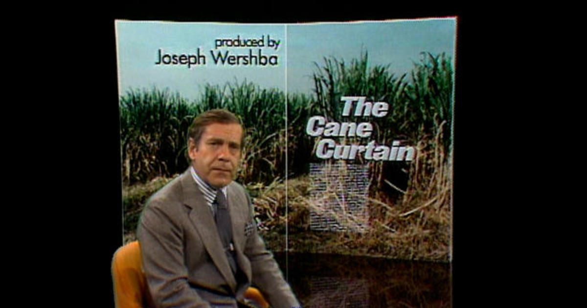 From the 60 Minutes Archive: The Cane Curtain