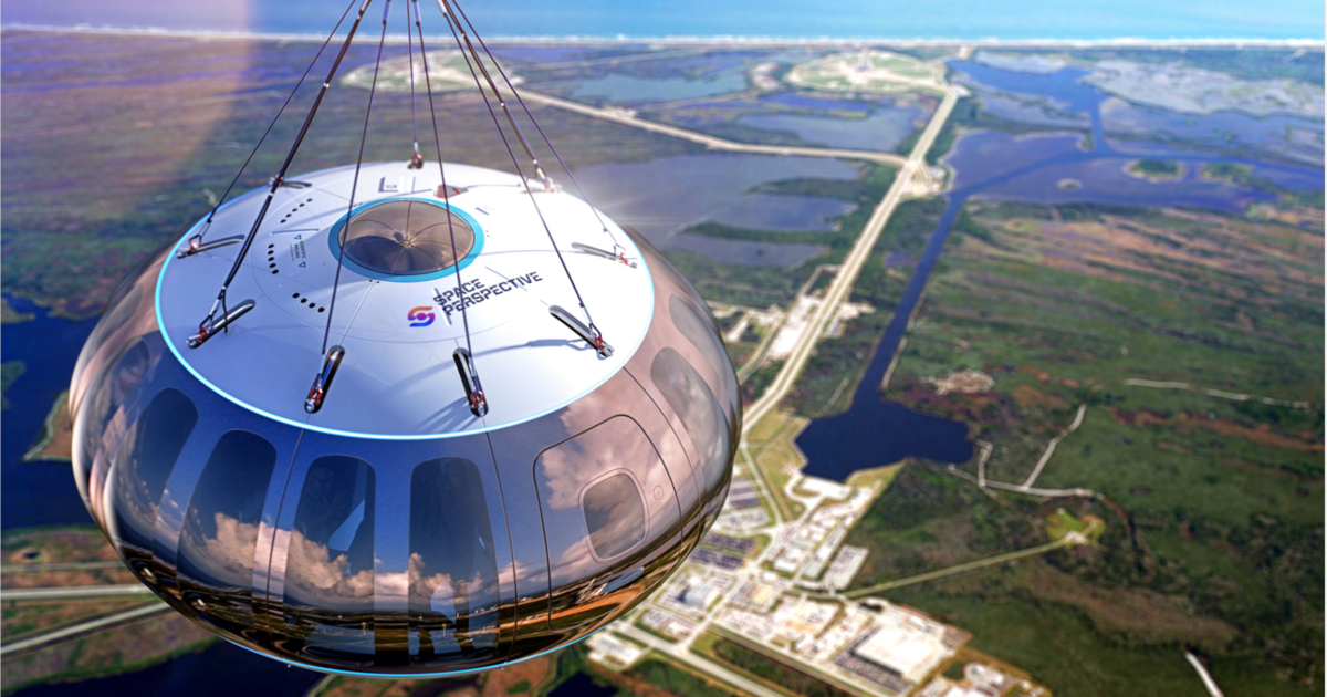 Florida company offers luxury trip to space for $125,000 price tag