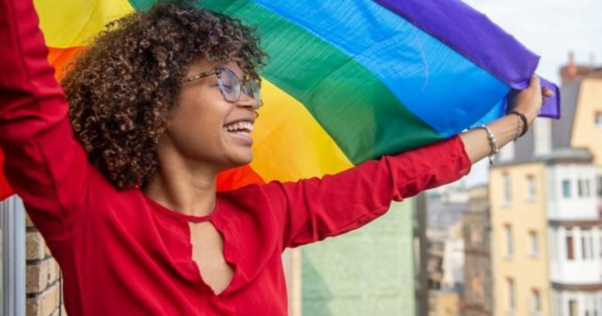 New CBS News polling on LGBTQ+ issues