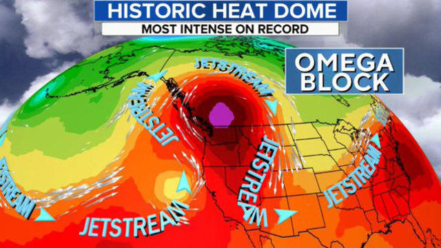 Washington State Expects Temperatures To Climb To Record Highs