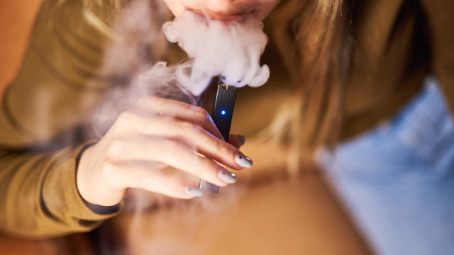 Juul Labs Inc. E-Cigarettes As Altria Deal Signals Doubt In Future