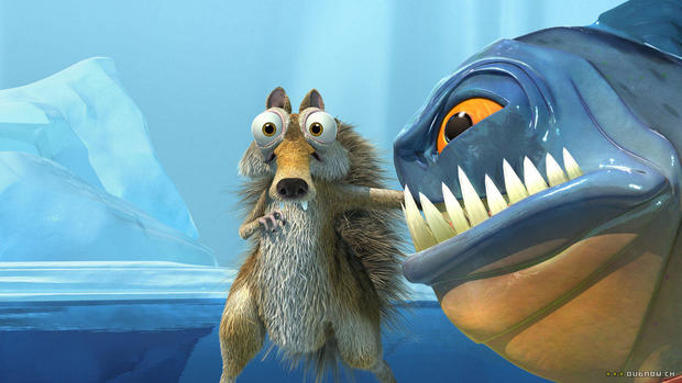 """Available July 23 on Disney+: """"Ice Age: The Meltdown"""""""