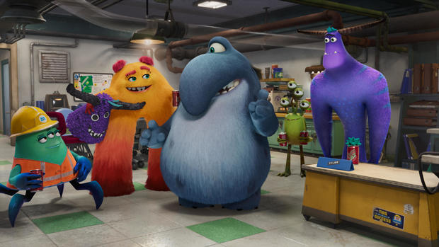 """Available July 7 on Disney+: """"Monsters at Work"""" Series Premiere"""