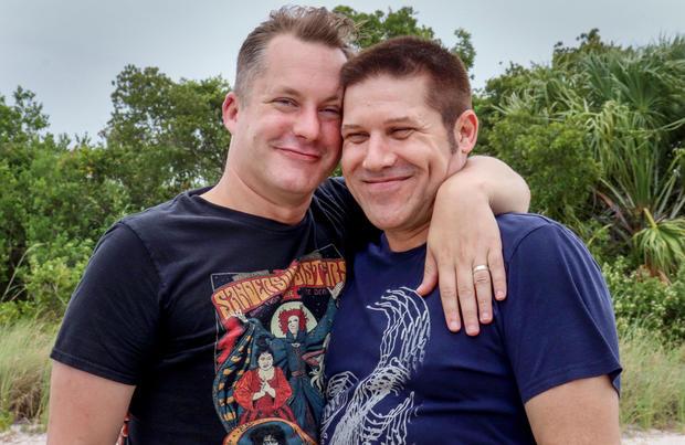 Paul Bradford and Paul Martin