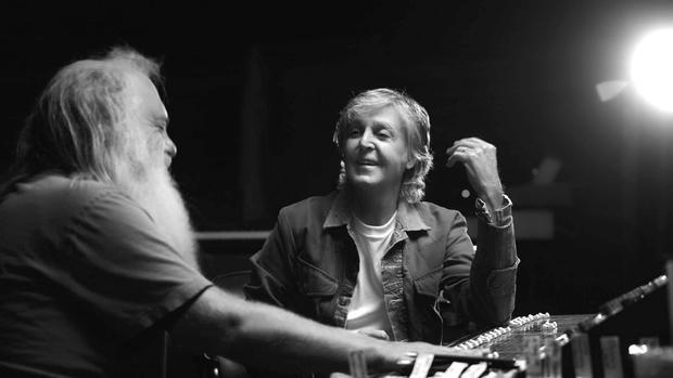 """Available July 16 on Hulu: """"McCartney 3,2,1"""""""