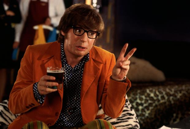 "Available July 1 on Netflix: ""Austin Powers: International Man of Mystery"""