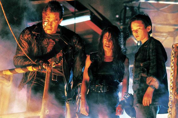 """Terminator 2: Judgment Day"""