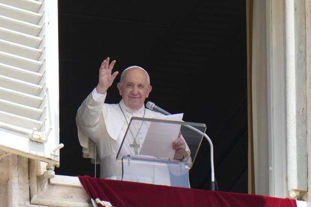Vatican Pope Surgery