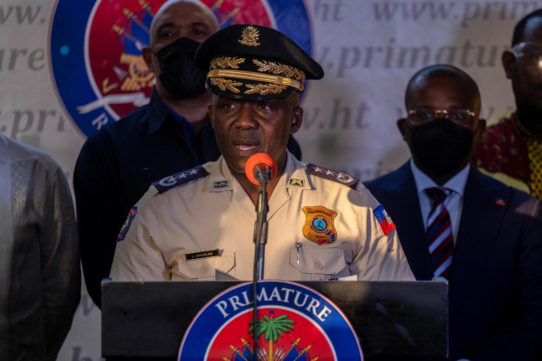 Florida resident detained inside Haiti president's ...