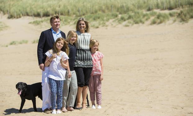 Dutch Royal Family Summer Photocall