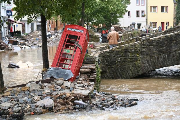 GERMANY-EUROPE-WEATHER-FLOODS