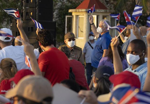 Cuba Unrest