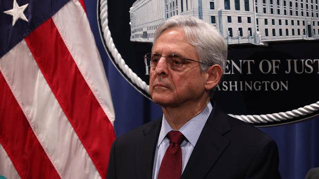 Attorney General Merrick Garland Holds News Conference On Voting Rights Enforcement Action