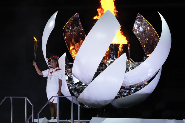 Tokyo Olympics Opening Ceremony