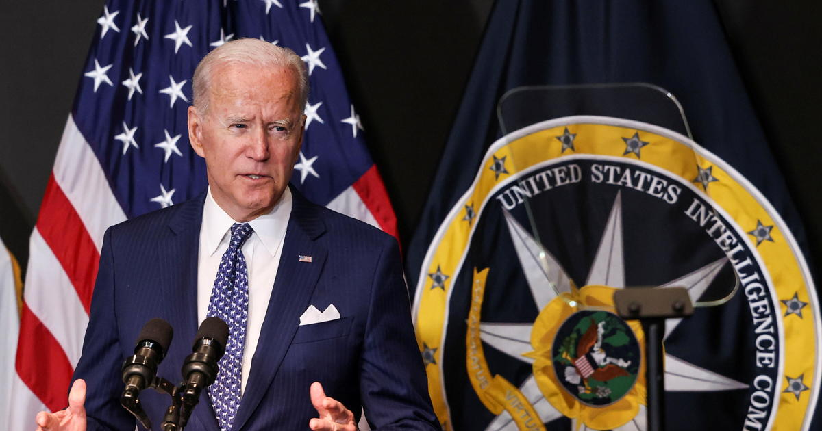 Biden says vaccine mandate for federal workers