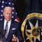 U.S. President Joe Biden visits Office of the Director of National Intelligence in McLean, Virginia