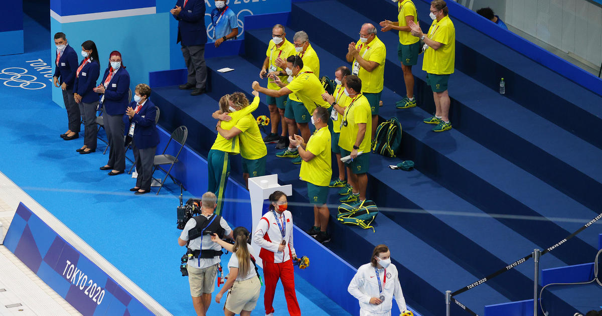 Top Olympic moments that happened off the playing field
