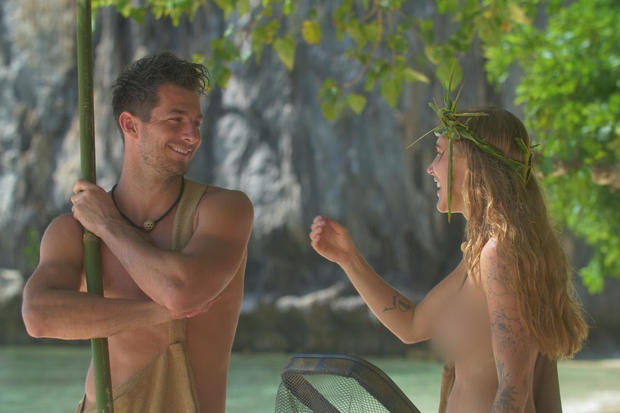 """Available Aug. 22 on Discovery+: """"Naked and Afraid of Love"""" Series Premiere"""