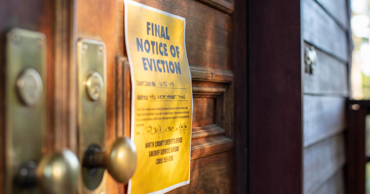 Democrats at odds over extending federal eviction moratorium