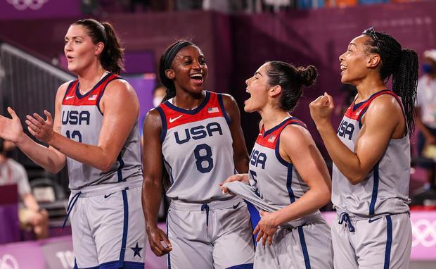 Team USA Hoops