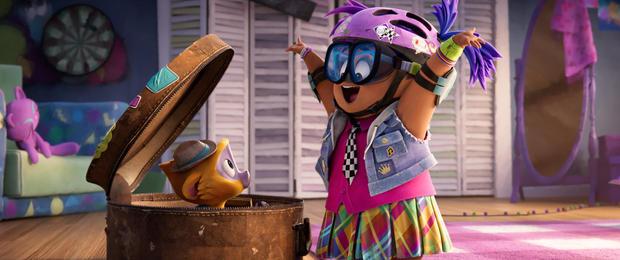 "Available Aug. 6 on Netflix: ""Vivo"""
