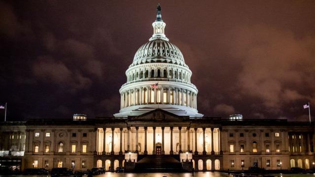 Senate votes to advance bipartisan infrastruc...