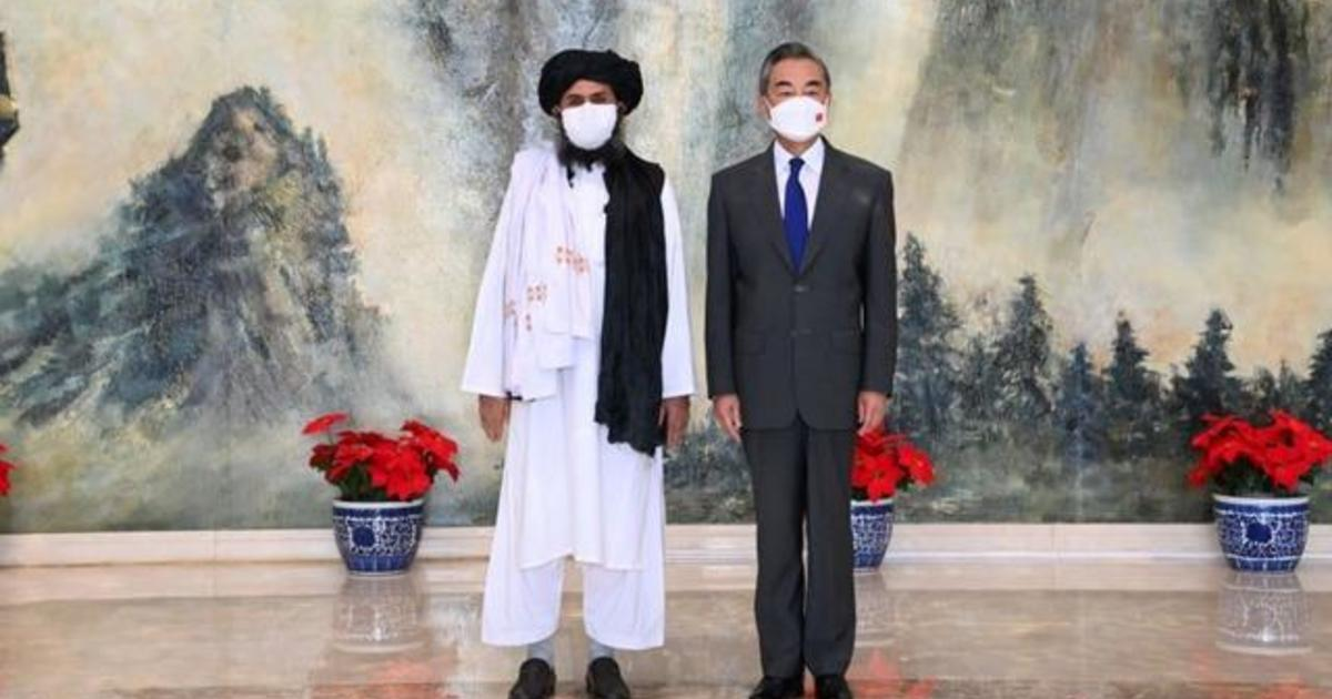 WorldView: Chinese official meets with Taliban; inquiry finds Malta responsible for murder