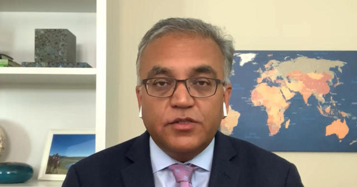 Dr. Jha on vaccine mandates as Delta now accounts for about 94% of cases in the U.S.