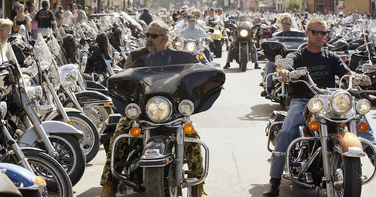COVID-19 cases in South Dakota increase more than 450% since start of Sturgis Motorcycle Rally