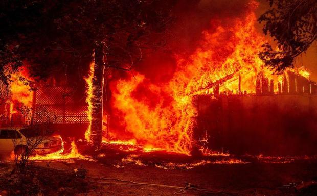 Dixie Fire Greenville
