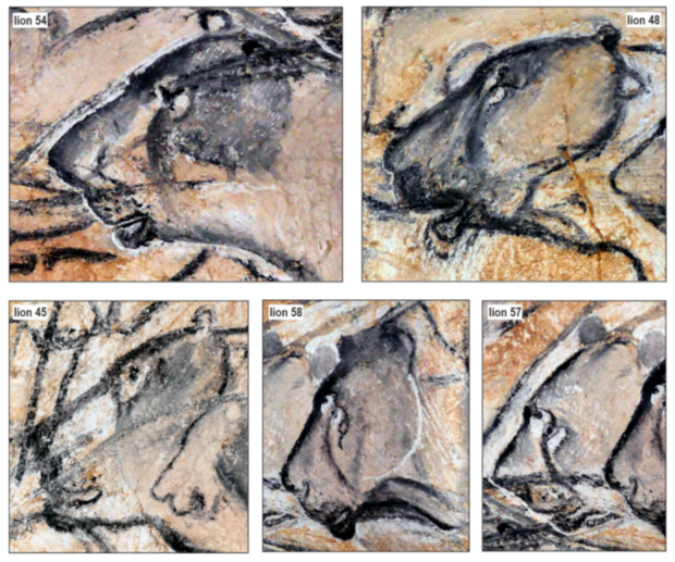 cave-lion-paintings