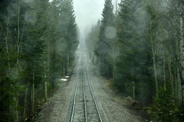 Manitou and Pike Peak Railway Cog Railroad