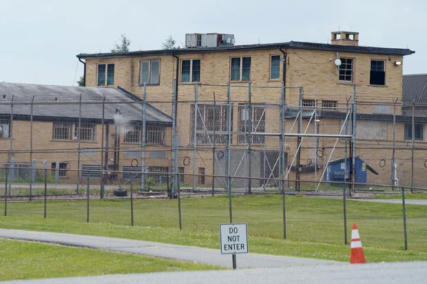 Prison Violence New Jersey