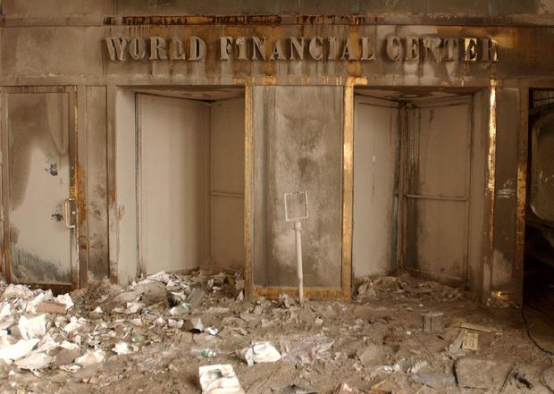 World Trade Center Disaster Site