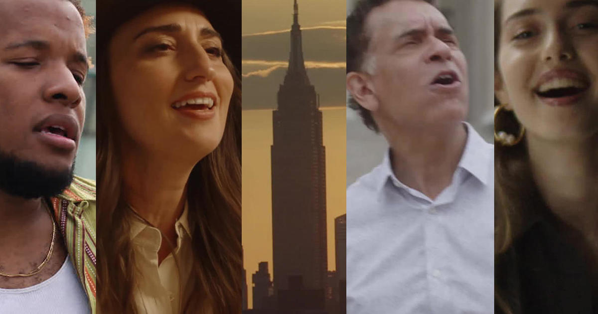"""The Big Apple returns in """"New York State of Mind"""""""