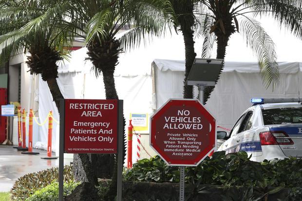 Virus Outbreak-Hawaii Surge