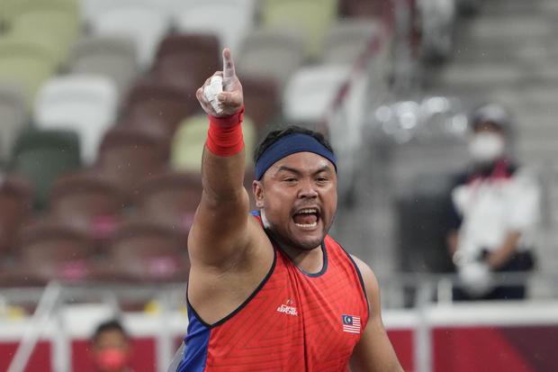 Paralympics Malaysia Controversy