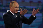 President Putin Attends Eastern Economic Forum In Vladivostok
