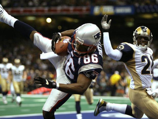 Super Bowl X Patten