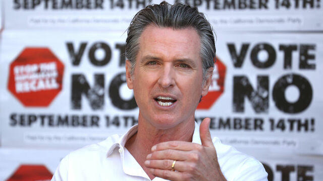 Governor Newsom recall election in California: Who are the candidates, how  does it work — and all your other questions answered - CBS News