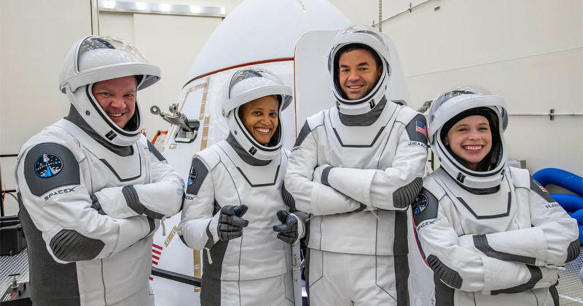 How to watch SpaceX launch the Inspiration4 mission with its all-civilian crew