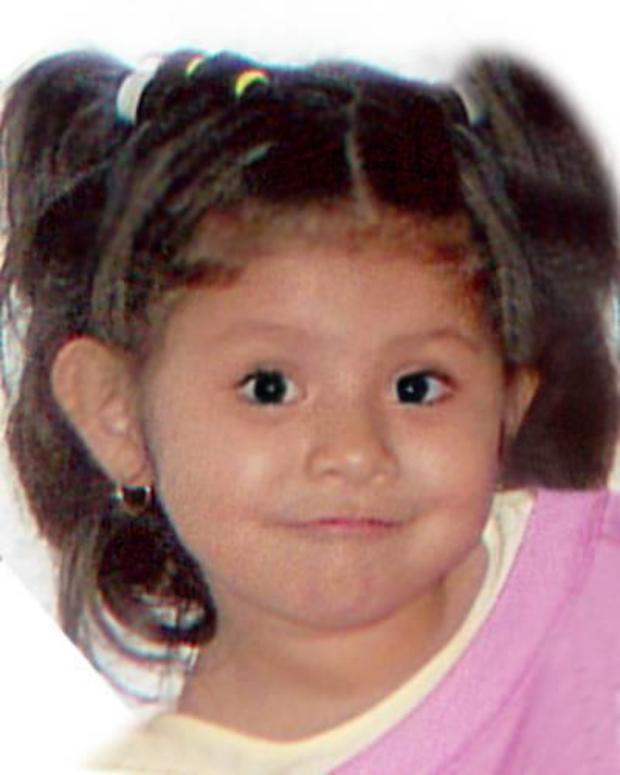 Jacqueline Hernandez was allegedly taken by her father, Pablo Hernandez, on December 2, 2007, the Florida Department of Law Enforcement said.